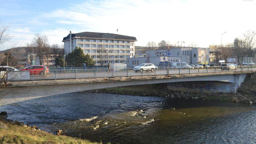 most kežmarok rieka