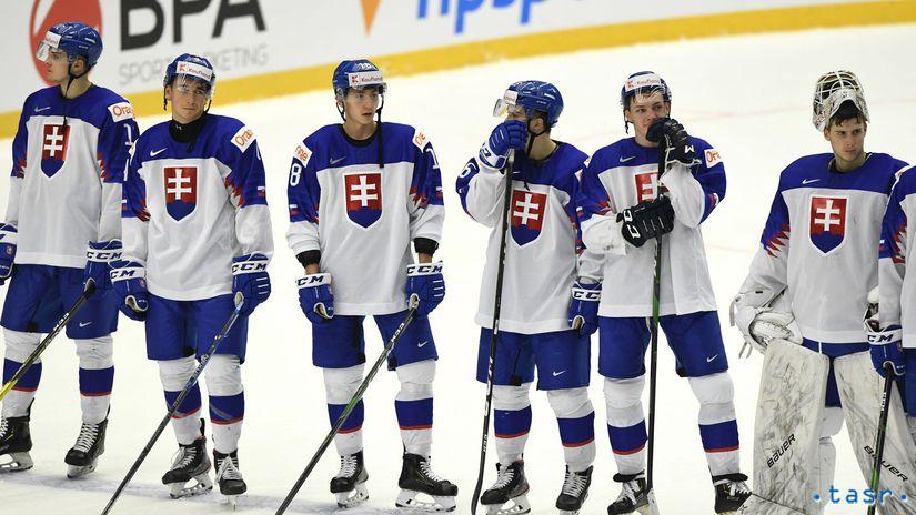Slovensko, hokej, MS do 20 rokov