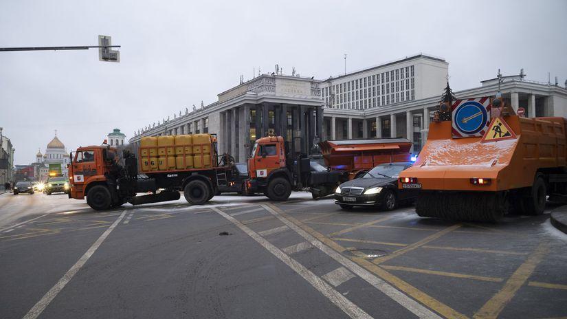 rusko nový rok tverská ulica kremeľ