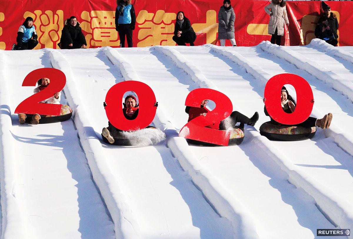 Čína, Nový rok 2020