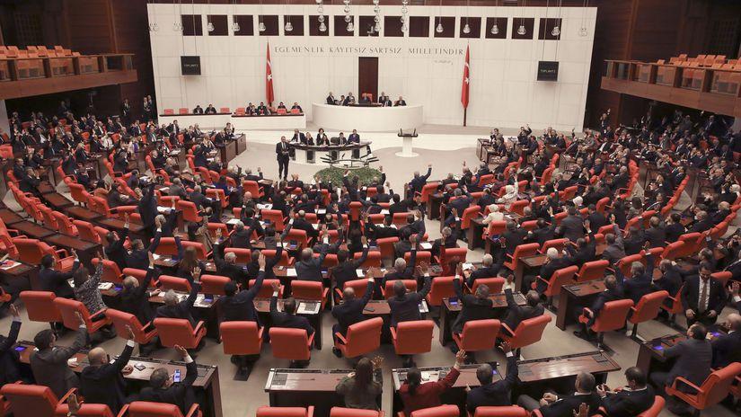 turecko parlament
