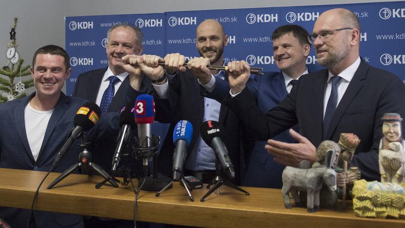 Voľby 2020, opozícia, SaS, pakt o neútočení