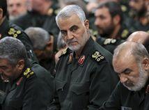 Gásem Solejmání teherán irán generál