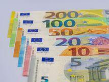 peniaze, bankovky, euro