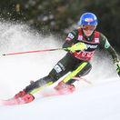 Chorvátsko Záhreb SR lyžovanie SP slalom 1. kolo