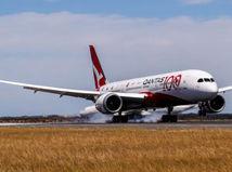 lietadlo, quantas, najdlhší let