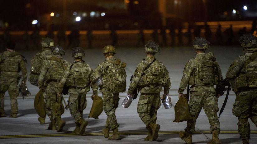 USA, vojaci, Irak