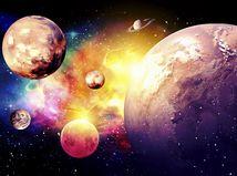 vesmír, slnečná sústava