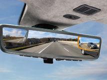 Aston Martin - digitálne zrkadlá