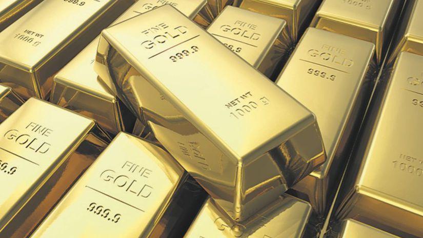 zlato, zlaté tehly