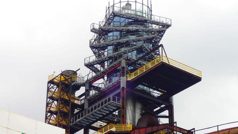 Bolt tower, Ostrava, Dolní Vítkovice, vysoká pec