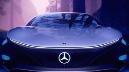 Mercedes-Benz Vision AVTR Concept - 2020