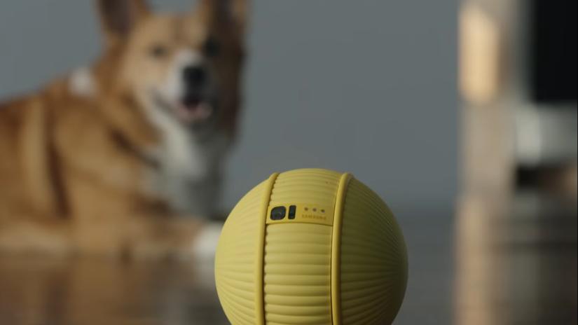 osobný robot, Ballie, Samsung
