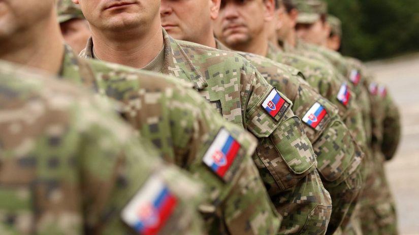 vojaci / armáda / SR /