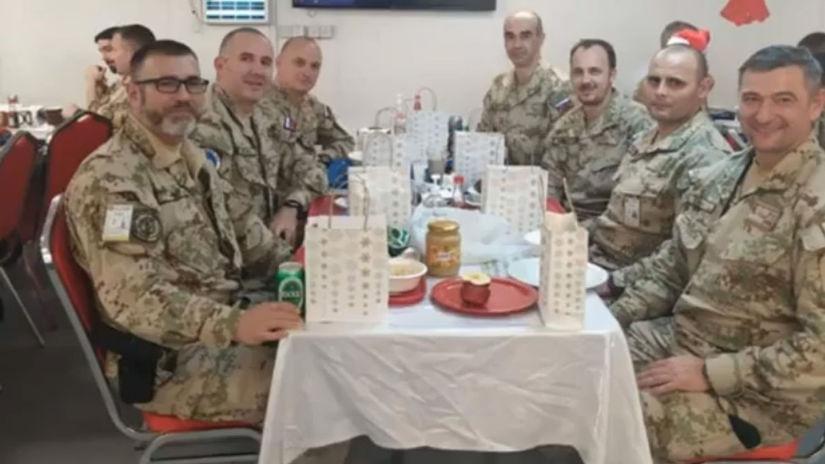vojaci irak