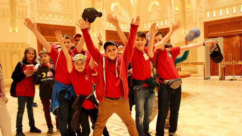 Bratislavskyc hlapcensky zbor - Oman 3