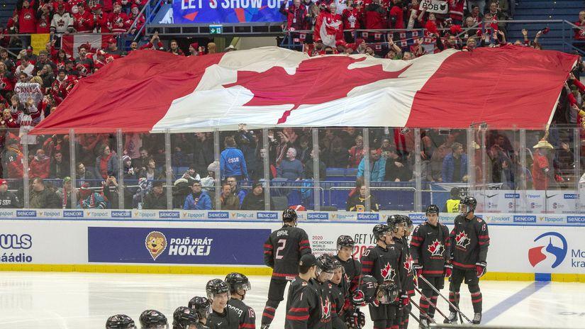 Kanada, fanúšikovia