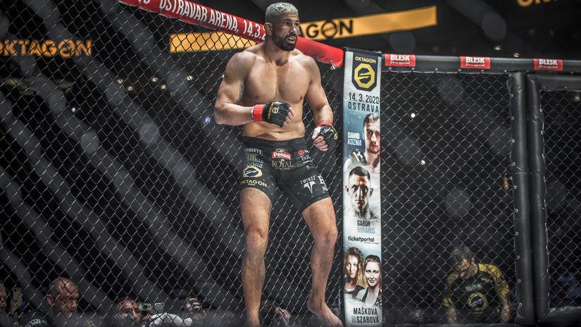 Attila Végh MMA