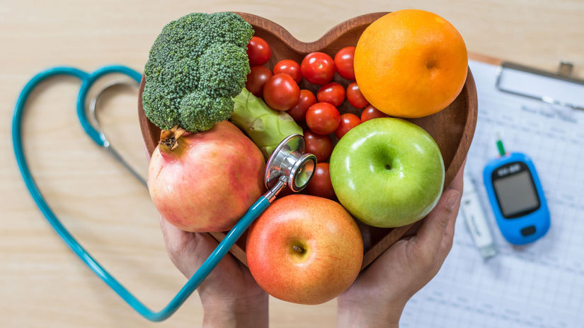 cukrovka, diabetes, fonedoskop, srdce, ovocie,...