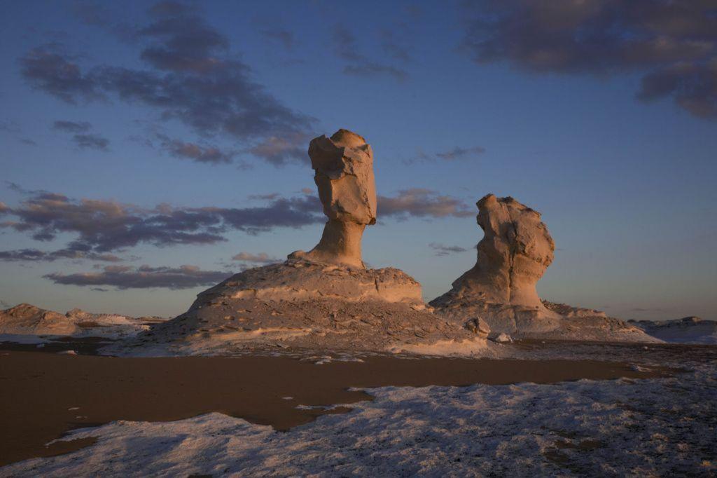 Egypt, púšť,