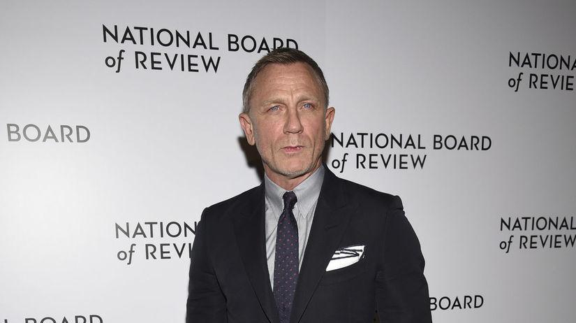 Herec Daniel Craig reprezentoval film Na nože!.