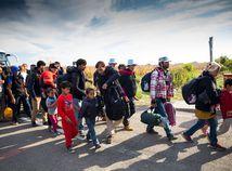 migranti, presun