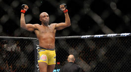 UFC 148 Mixed Martial Arts