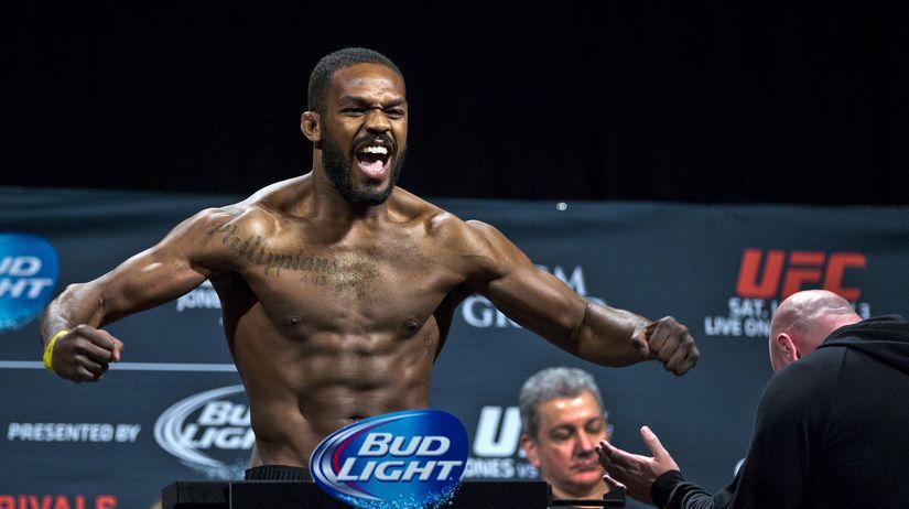 UFC Jones Reinstated Mixed Martial Arts