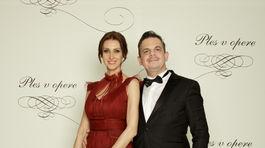 Režisér a producent Dano Dangl a jeho manželka Beáta Danglová.