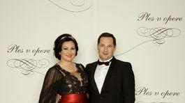 Režisérka Mariana Čengel Solčanská a jej manžel Eduard.