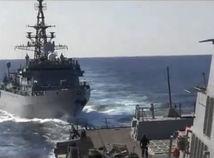 USA, Rusko, torpédoborec, lode
