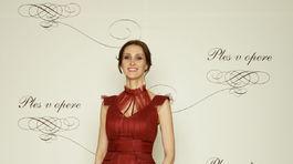 Beáta Danglová, manželka herca a režiséra Dana Dangla.