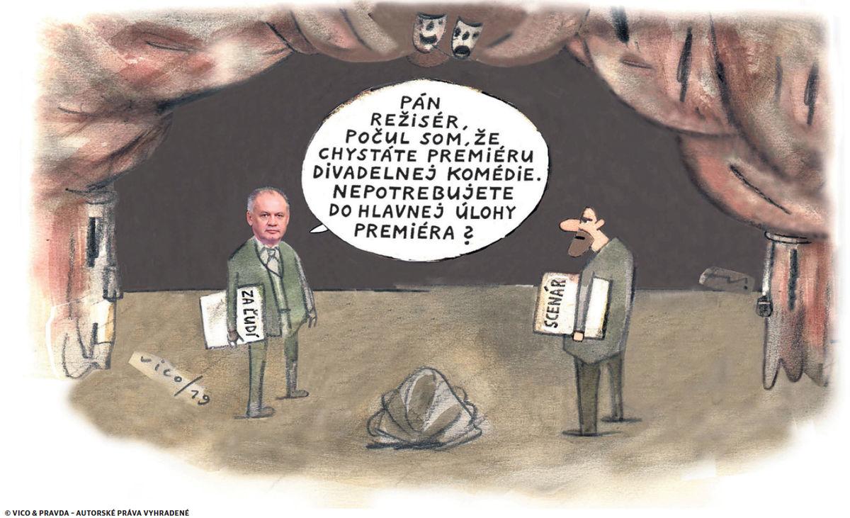 Karikatúra 13.01.2020