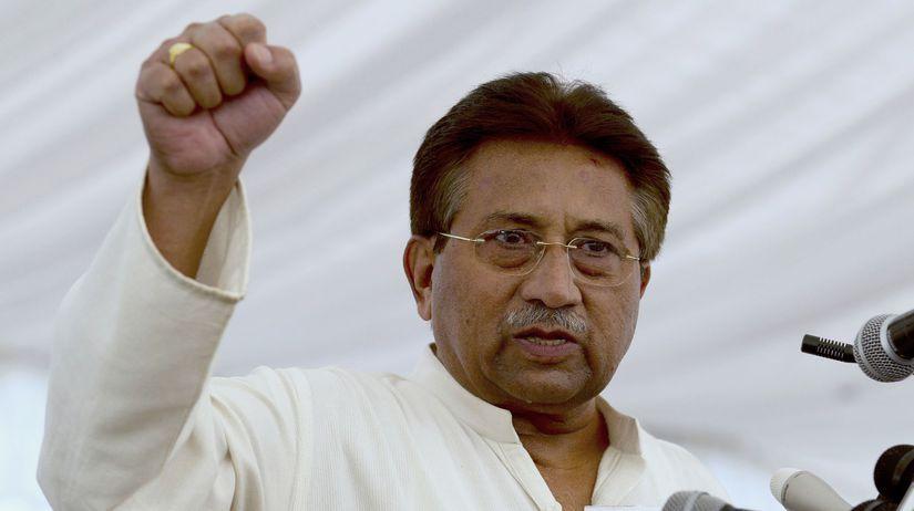 Pakistan Mušarraf exprezident súd trest smrti