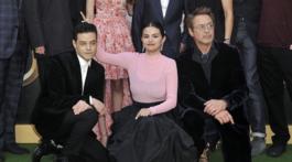 Rami Malek,  Selena Gomez a Robert Downey Jr.