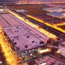 Tesla - Gigafactory Šanghaj