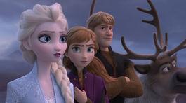 Záber z filmu Ľadové kráľovstvo 2.