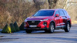 Test: Hyundai Santa Fe 2,0 CRDI Smart - v čom je 'smart'?