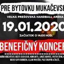 Koncert pre Prešov
