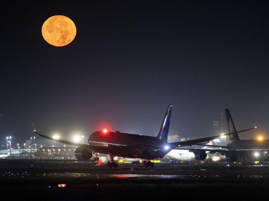 letisko, lietadlo, A380, Frankfurt, Mesiac