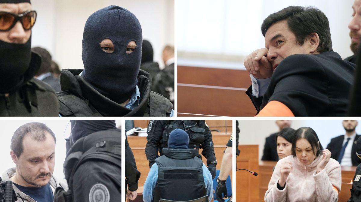 megaproces s obžalovanými z Kuciakovej vraždy