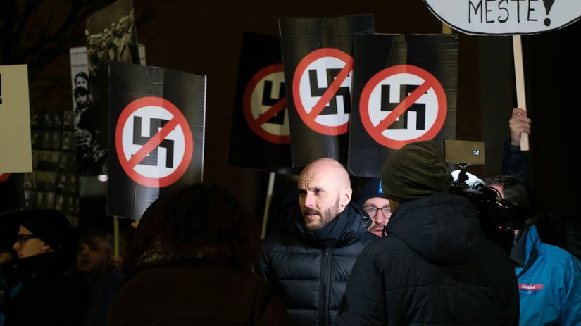 Postavme sa nenávisti a extrémistom / PS/Spolu...