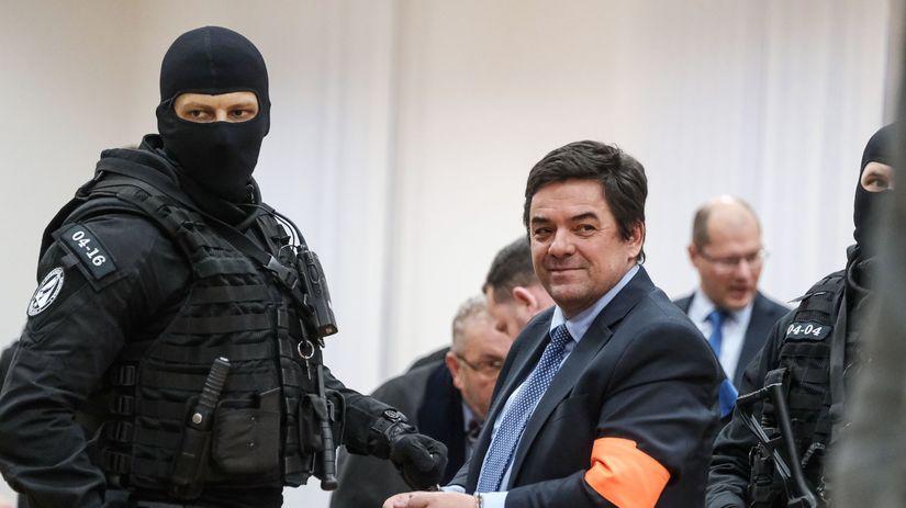 Marian Kočner, súd