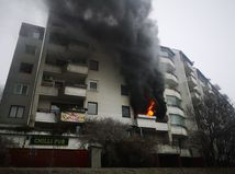 požiar Bratislava, Mozartova 27