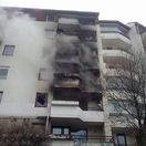 Požiar bytu v bratislavskom Starom Meste