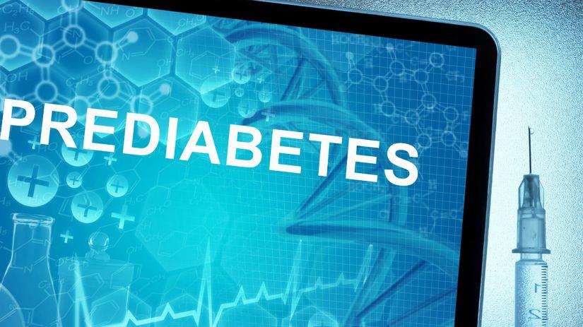 prediabetes, injekcia, injekčná striekačka