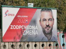 bilbord, billboard, volby 2020, Smer