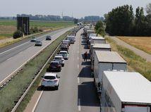 cesta, diaľnica, sanitka, ulička