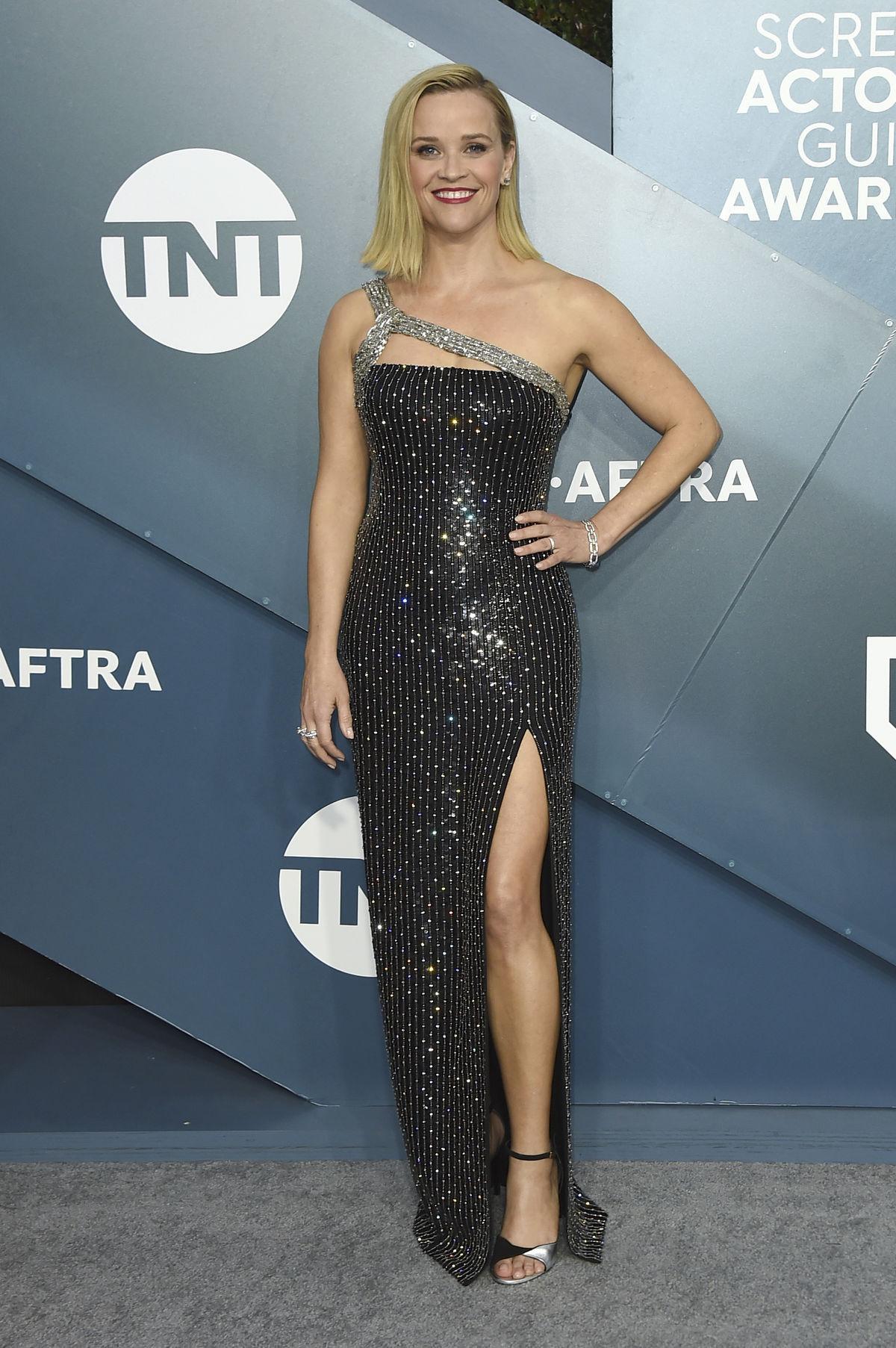 Blondínka Reese Witherspoon bola...