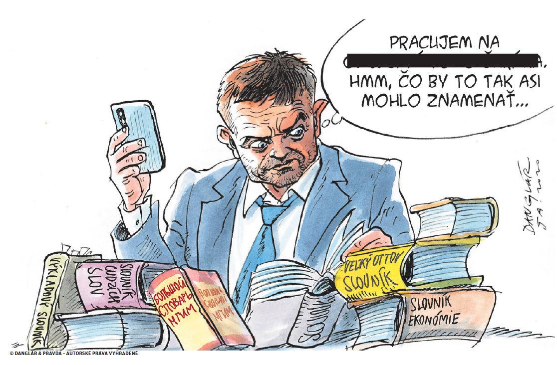 Karikatúra 21.01.2020